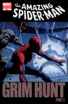 Cover Thumbnail for The Amazing Spider-Man (1999 series) #634 [2nd Printing Variant - Wraparound]