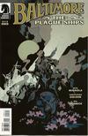 Cover for Baltimore: The Plague Ships (Dark Horse, 2010 series) #5