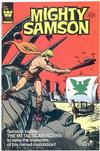 Cover for Mighty Samson (Western, 1964 series) #32 [Yellow Whitman Logo Variant]