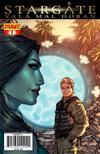 Cover for Stargate: Vala Mal Doran (Dynamite Entertainment, 2010 series) #1 [Cover B]