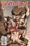 Cover Thumbnail for Red Sonja (2005 series) #25 [Mel Rubi Cover]