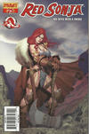 Cover Thumbnail for Red Sonja (2005 series) #25 [Ariel Olivetti Cover]