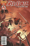 Cover Thumbnail for Red Sonja (2005 series) #25 [Paul Renaud Cover]
