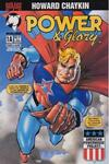 Cover for Power & Glory (Malibu, 1994 series) #1 [Cover A]