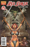 Cover Thumbnail for Red Sonja (2005 series) #26 [Mel Rubi Cover]