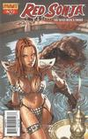 Cover Thumbnail for Red Sonja (2005 series) #30 [Luke Ross Cover]