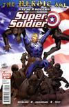 Cover for Steve Rogers: Super-Soldier (Marvel, 2010 series) #2