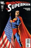 Cover for Superman (DC, 2006 series) #702 [Direct]
