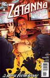 Cover for Zatanna (DC, 2010 series) #4