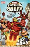Cover for Marvel Super Hero Squad (Marvel, 2010 series) #8