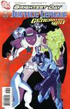 Cover for Justice League: Generation Lost (DC, 2010 series) #7 [Cover A]