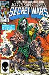 Cover for Marvel Super-Heroes Secret Wars (Marvel, 1984 series) #10 [Direct]