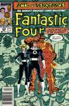 Cover Thumbnail for Fantastic Four (1961 series) #334 [Newsstand Edition]