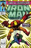 Cover for Iron Man (Marvel, 1968 series) #251 [Direct]