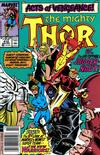 Cover for Thor (Marvel, 1966 series) #412 [Newsstand Edition]