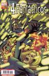 Cover for Los 4 Fantásticos (Panini España, 2006 series) #4