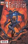 Cover for Los 4 Fantásticos (Panini España, 2006 series) #5