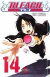 Cover for Bleach (Bonnier Carlsen, 2008 series) #14