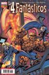 Cover for Los 4 Fantásticos (Panini España, 2006 series) #9