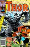 Cover for Thor (Marvel, 1966 series) #376 [Newsstand]