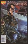 Cover Thumbnail for Battlestar Galactica (2006 series) #3 [Cover A - Nigel Raynor]