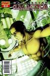 Cover for Battlestar Galactica: Season Zero (Dynamite Entertainment, 2007 series) #11 [Art Cover - Jackson Herbert]