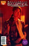 Cover for Battlestar Galactica: Season Zero (Dynamite Entertainment, 2007 series) #7 [Photo Cover]
