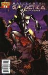 Cover for Battlestar Galactica: Season Zero (Dynamite Entertainment, 2007 series) #6 [Jackson Herbert Cover]