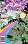 Cover Thumbnail for Power Pack (1984 series) #20 [Newsstand]