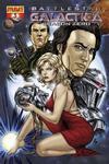 Cover for Battlestar Galactica: Season Zero (Dynamite Entertainment, 2007 series) #3 [Adriano Batista Cover]