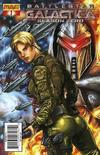Cover Thumbnail for Battlestar Galactica: Season Zero (2007 series) #1 [Adriano Batista Cover]