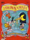 Cover for Langbein album (Hjemmet / Egmont, 1977 series) #3 - Langbein Galilei
