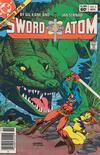 Cover Thumbnail for Sword of the Atom (1983 series) #3 [Newsstand]