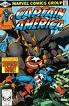 Cover Thumbnail for Captain America (1968 series) #248 [Direct Edition]