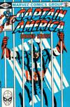 Cover for Captain America (Marvel, 1968 series) #260 [Direct]