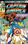 Cover for Captain America (Marvel, 1968 series) #268 [Direct]