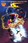 Cover Thumbnail for Project Superpowers: Chapter Two (2009 series) #3 [1 in 12 Variant Cover]
