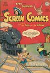 Cover for Real Screen Comics (National Comics Publications of Canada Ltd, 1948 series) #[16]