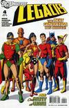 Cover for DCU: Legacies (DC, 2010 series) #4 [Regular cover]