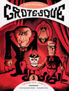 Cover for Grotesque (Fantagraphics, 2007 series) #3