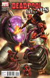 Cover for Deadpool Corps (Marvel, 2010 series) #5