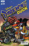 Cover for Darkwing Duck (Boom! Studios, 2010 series) #3 [Cover A]