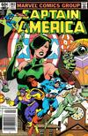Cover for Captain America (Marvel, 1968 series) #283 [Newsstand]