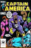 Cover Thumbnail for Captain America (1968 series) #315 [Direct Edition]