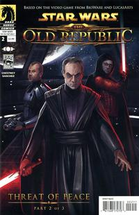 Cover Thumbnail for Star Wars: The Old Republic (Dark Horse, 2010 series) #2
