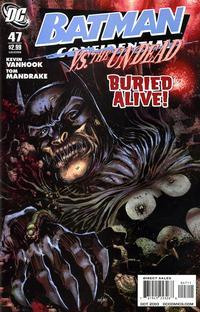 Cover Thumbnail for Batman Confidential (DC, 2007 series) #47
