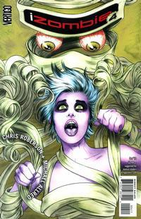 Cover Thumbnail for I, Zombie [iZombie] (DC, 2010 series) #4