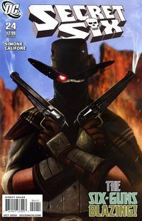 Cover Thumbnail for Secret Six (DC, 2008 series) #24