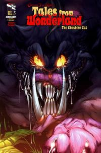 Cover Thumbnail for Tales from Wonderland: Cheshire Cat (Zenescope Entertainment, 2009 series) #1 [Cover A]
