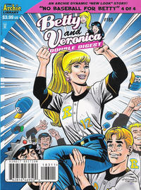 Cover Thumbnail for Betty and Veronica Double Digest Magazine (Archie, 1987 series) #183 [Direct Edition]